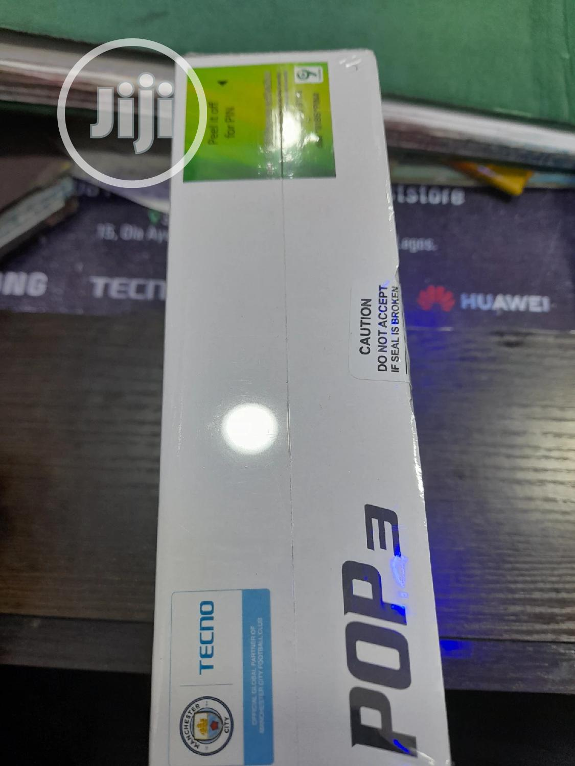 New Tecno Pop 3 16 GB Gold | Mobile Phones for sale in Ikeja, Lagos State, Nigeria