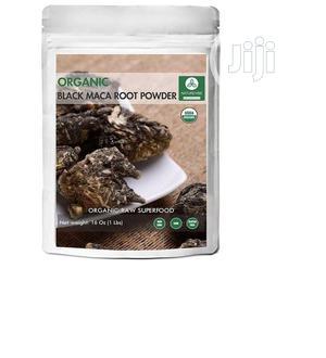 Naturevibe Botanicals Organic Black Maca Powder 1lb - Lepidi | Vitamins & Supplements for sale in Lagos State, Amuwo-Odofin