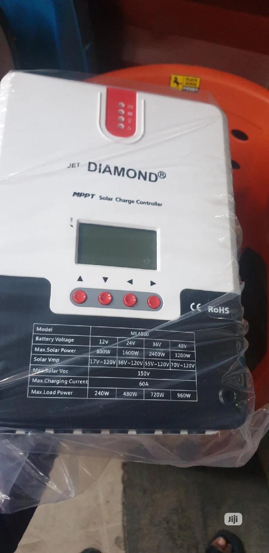 Archive: Diamond Solar Charger Controller MPPT 60AH 12/24/36/48V