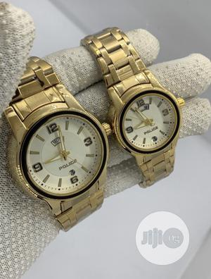Police Couples Watch | Watches for sale in Lagos State, Surulere