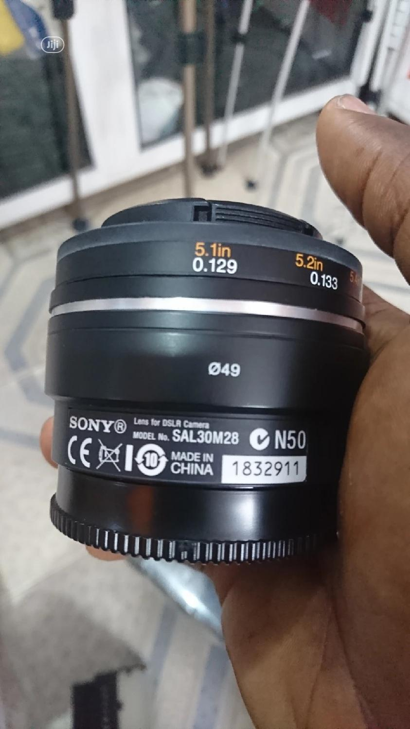 Archive: 30mm 2.8 For Sony A Mount