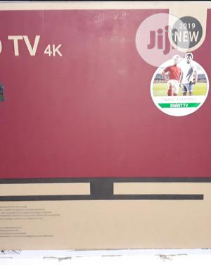 """Brand New Lg 55"""" Smart Uhd Led Tv With 2years Warranty Sign 