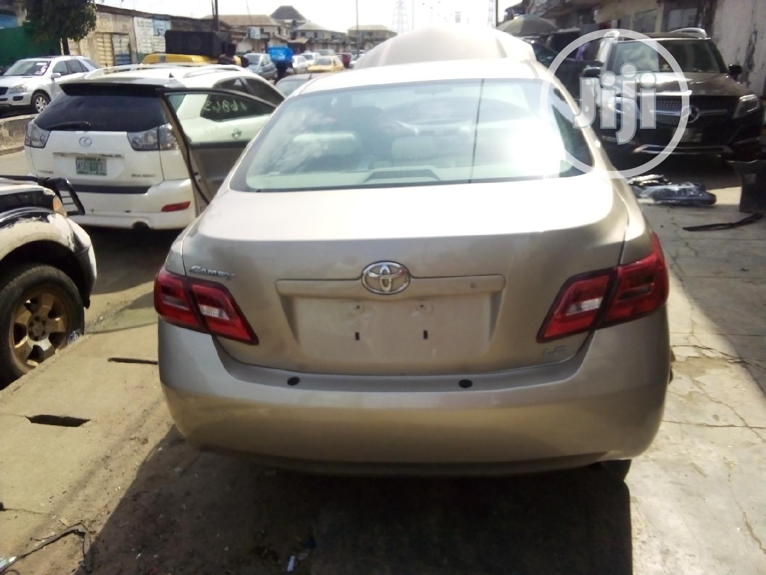 Toyota Camry 2010/2007 Upgrade to Lexus Face | Vehicle Parts & Accessories for sale in Mushin, Lagos State, Nigeria