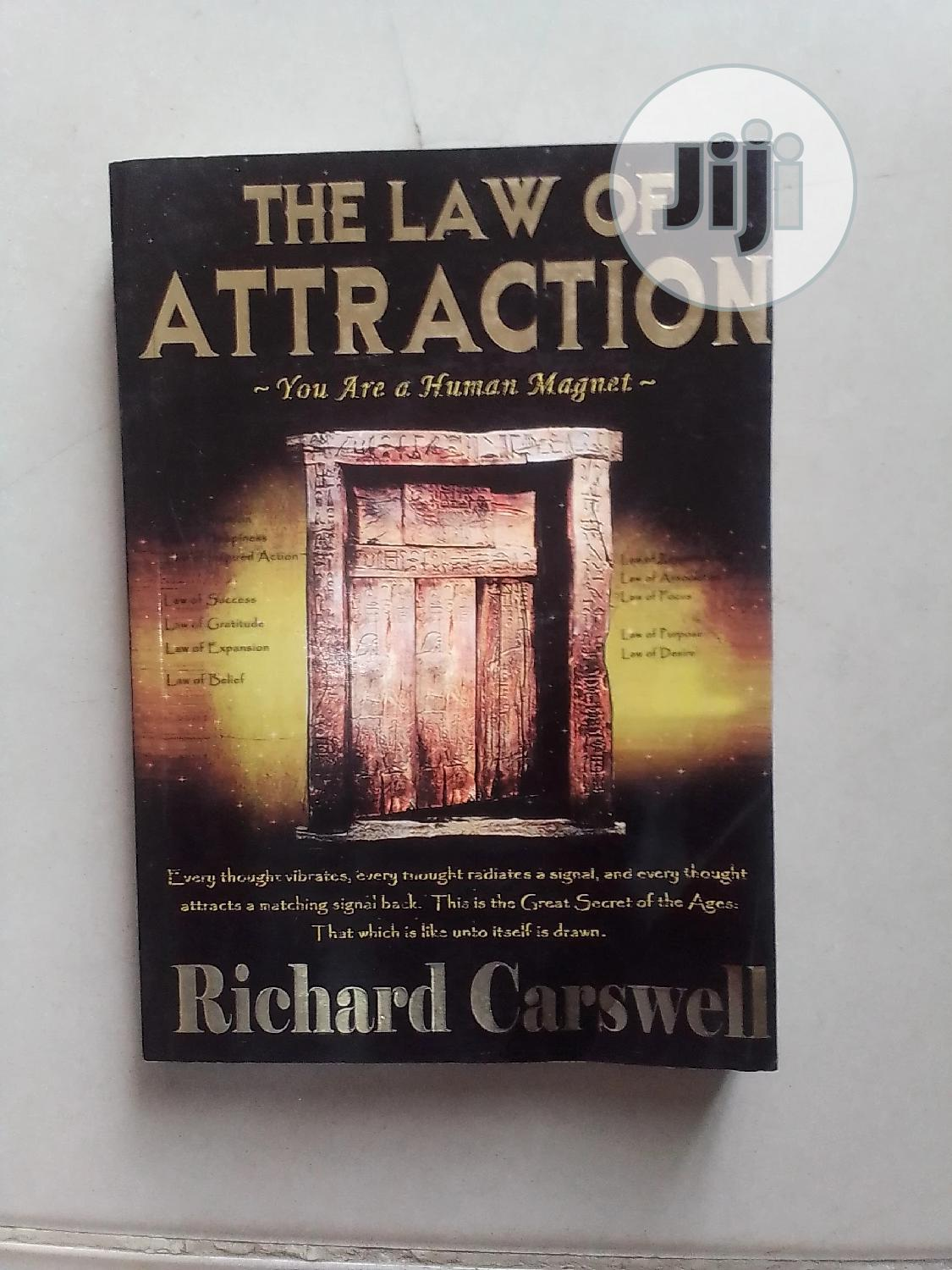 Archive: The Law Of Attraction (Fairly Used )