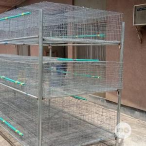 24 Rooms Rabbit Cage | Farm Machinery & Equipment for sale in Oyo State, Ibadan