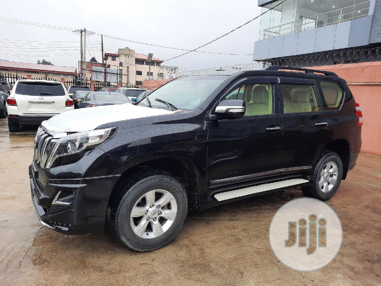 Archive: Toyota Land Cruiser Prado 2015 VX Black