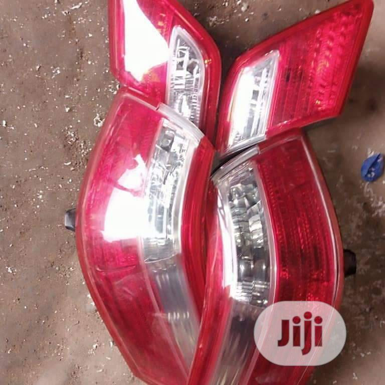 Rear Lamp For Toyota Camry 2008 To 2010 Model