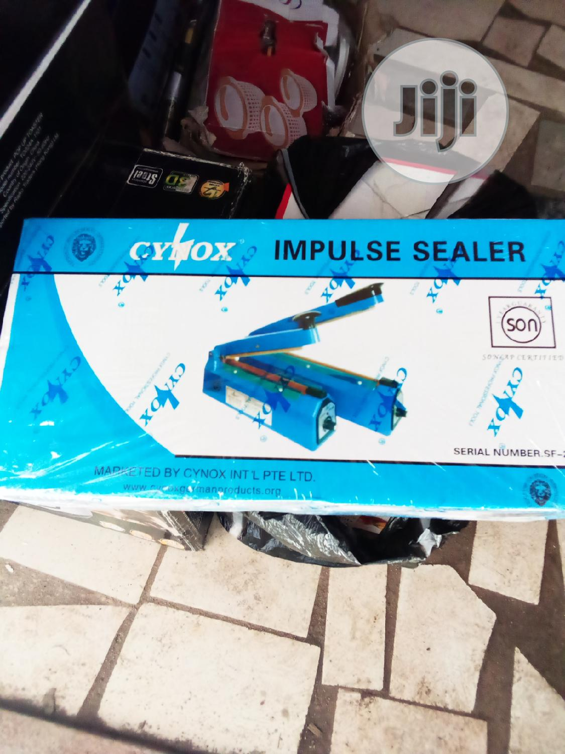 Impulse Sealer | Home Appliances for sale in Lagos Island (Eko), Lagos State, Nigeria