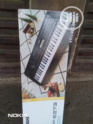 Original Yamaha Keyboard PSR E 273 Series | Musical Instruments & Gear for sale in Lagos State, Ikeja