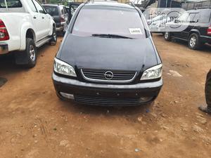 Opel Zafira 1999 1.8 Black | Cars for sale in Lagos State, Ikeja