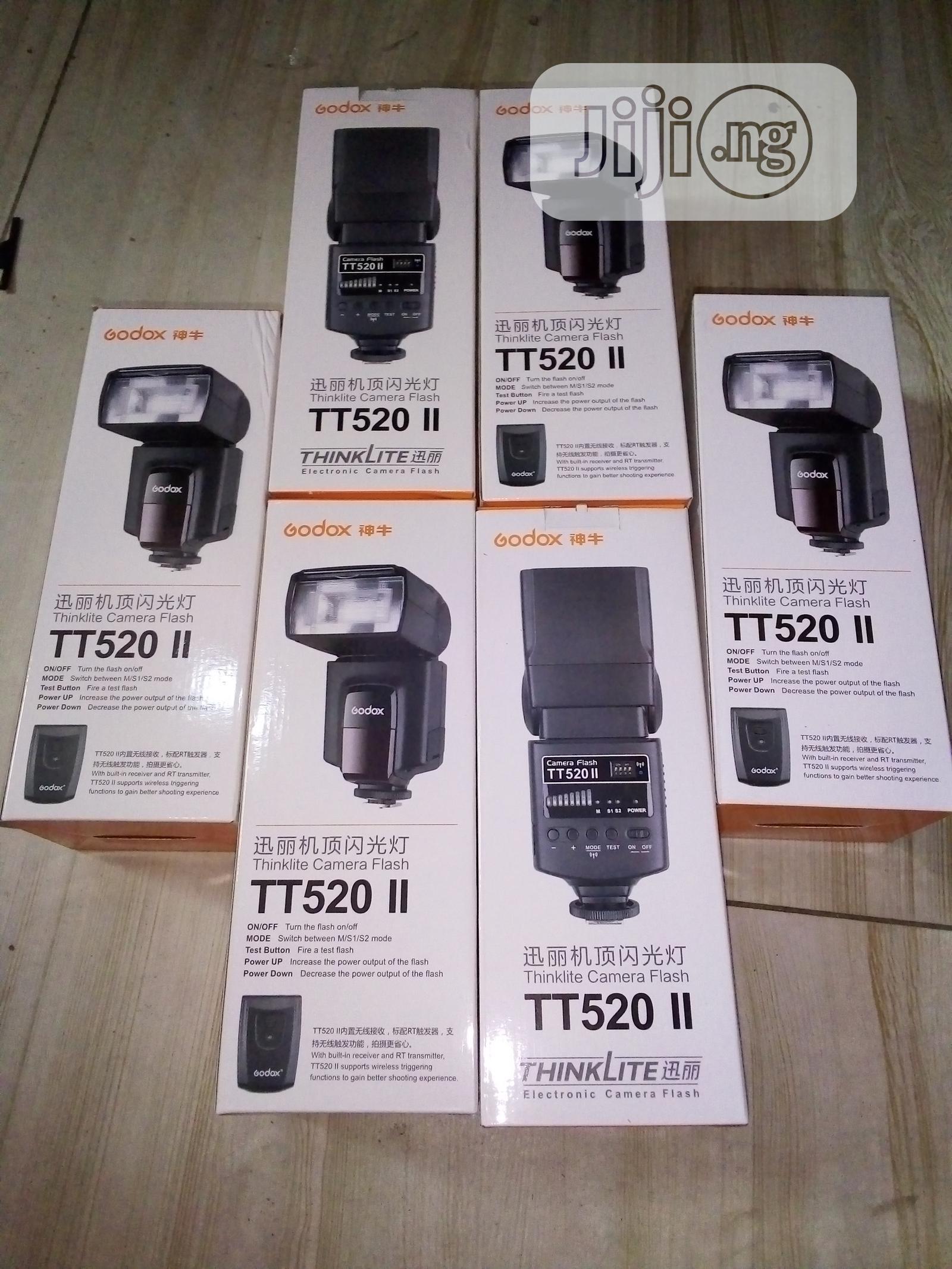 TT520 Speedlite | Accessories & Supplies for Electronics for sale in Lagos Island (Eko), Lagos State, Nigeria