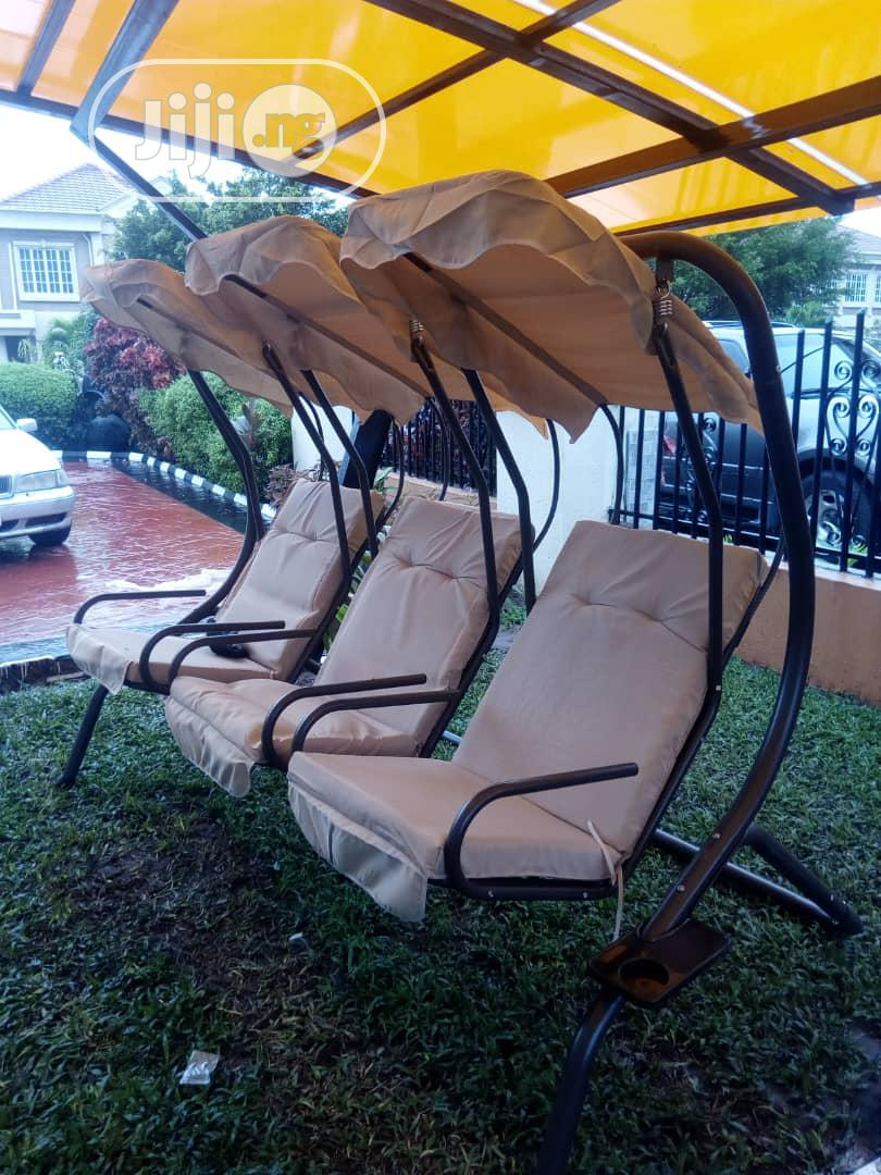 Original Executive Swing Chair With Canopies.