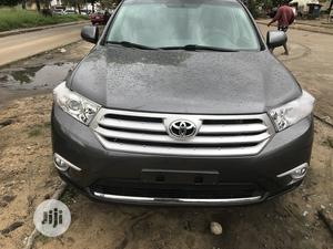 Toyota Highlander 2013 SE 3.5L 4WD Gray   Cars for sale in Lagos State, Amuwo-Odofin
