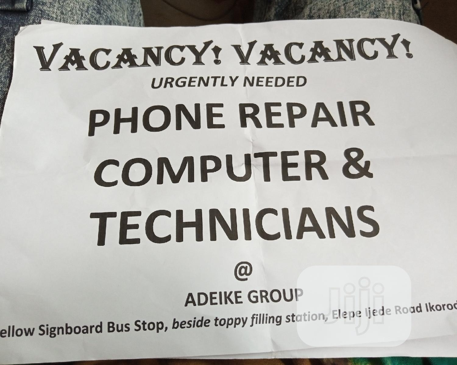 Phone Repair, Computer And Technicians