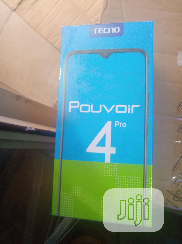 Archive: New Tecno Pouvoir 4 Pro 128 GB Green