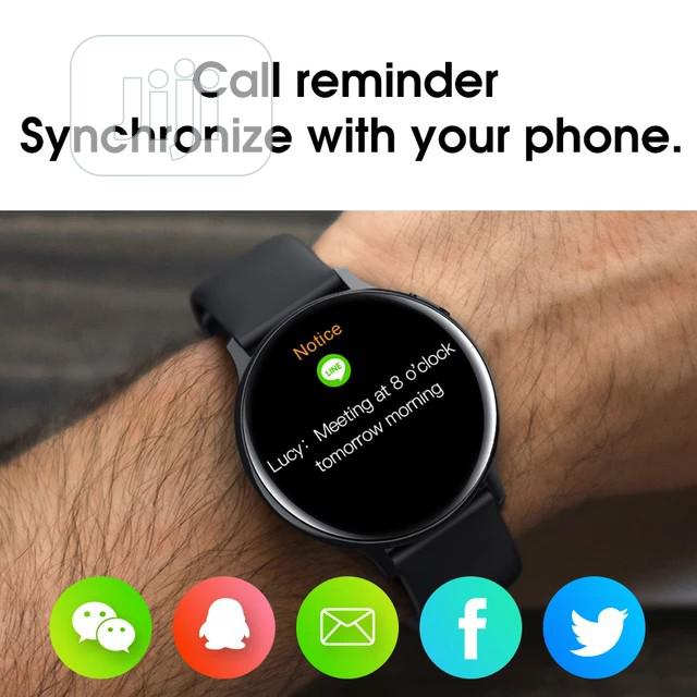 S20 Full Circle Full Touch Screen Multi Sport Weather   Smart Watches & Trackers for sale in Wuse, Abuja (FCT) State, Nigeria
