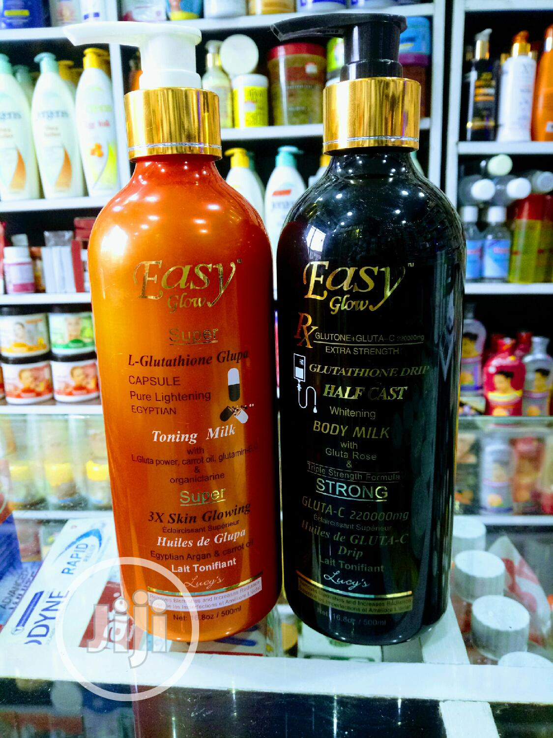 Easy Glow Lotion