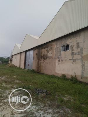 This Werehous Is For Renting At Eleko Junction | Commercial Property For Rent for sale in Lagos State, Ibeju