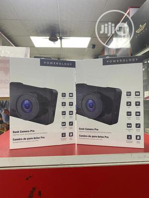 Powerology Dash Camera Pro - Black | Photo & Video Cameras for sale in Lagos State, Ikeja