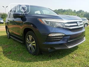 Honda Pilot 2017 Blue   Cars for sale in Abuja (FCT) State, Apo District