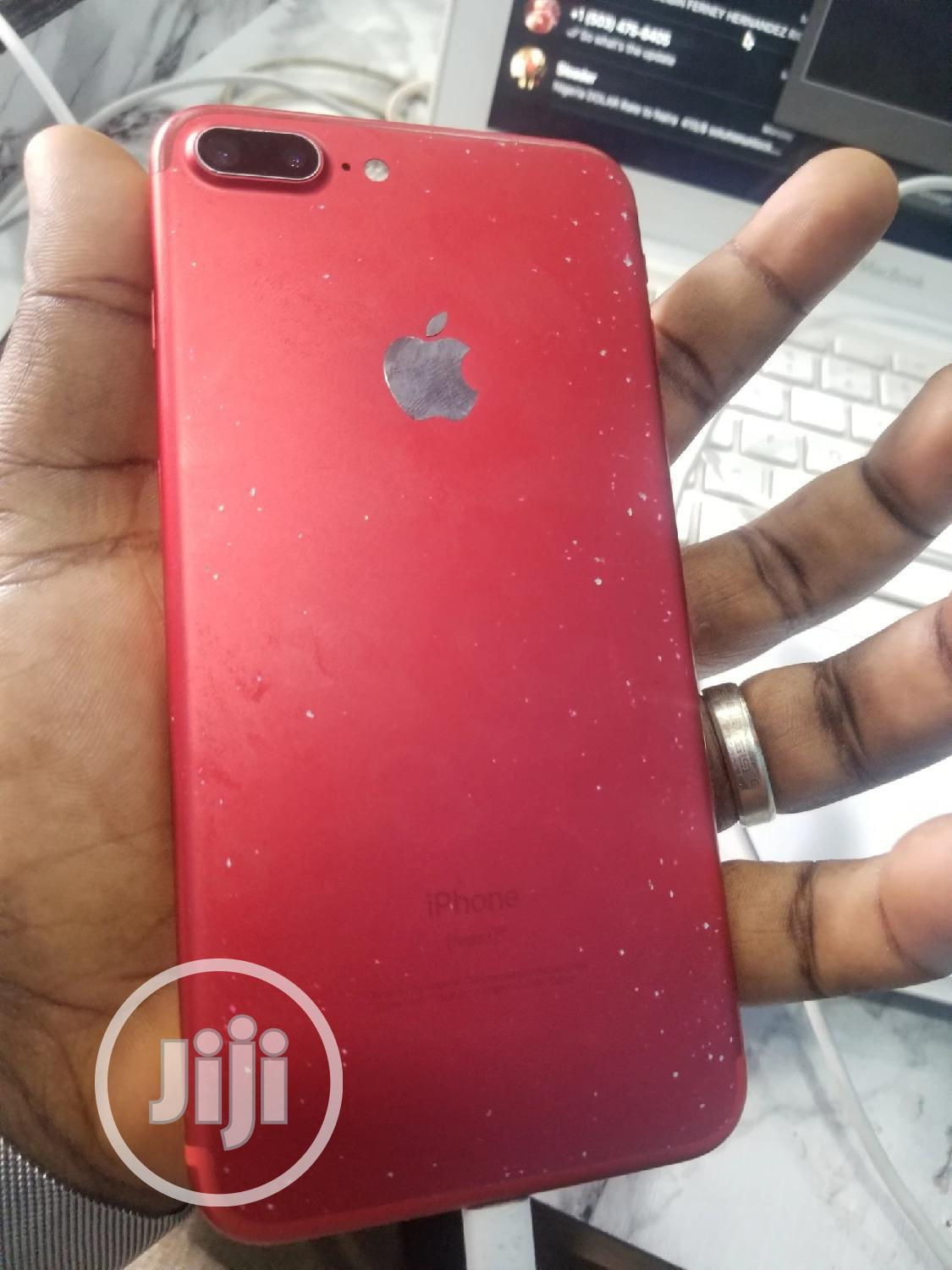Apple iPhone 7 Plus 32 GB Red | Mobile Phones for sale in Uvwie, Delta State, Nigeria
