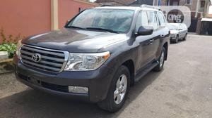 Toyota Land Cruiser 2010 Gray | Cars for sale in Rivers State, Obio-Akpor