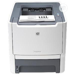 HP Laserjet 1320 Printer Black And White   Printers & Scanners for sale in Lagos State, Ikeja