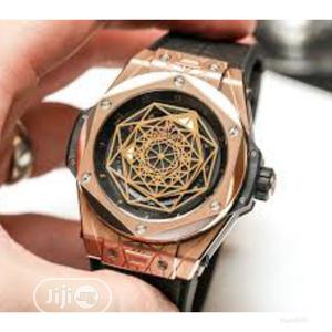 Hublot Classic Wrist Watch   Watches for sale in Lagos State, Maryland