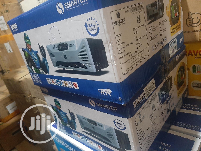 12V 1.1kva Bravo Solar Inverter | Solar Energy for sale in Ojo, Lagos State, Nigeria