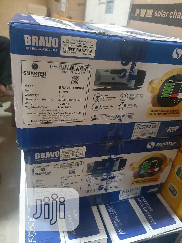 12V 1.1kva Bravo Solar Inverter