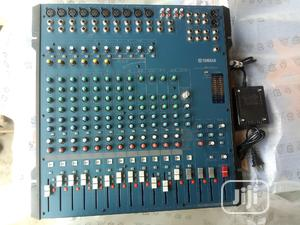 Yamaha Mg166cx6channel USB Mixer Compressor&Effects   Audio & Music Equipment for sale in Lagos State, Ajah
