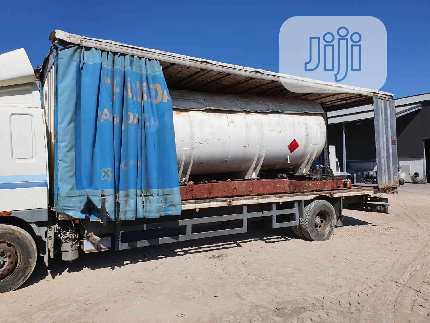 12ton LPG Storage Tank | Heavy Equipment for sale in Apapa, Lagos State, Nigeria