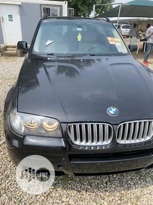 BMW X3 2008 3.0si Automatic Black | Cars for sale in Abuja (FCT) State, Kubwa