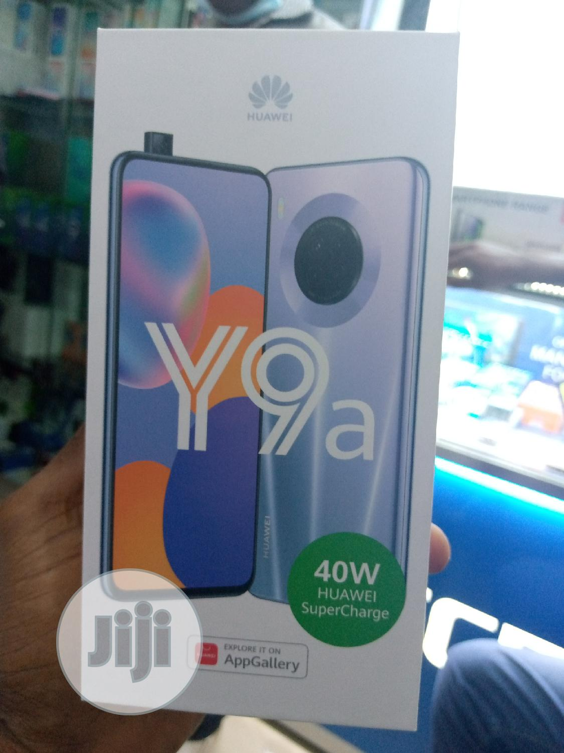 New Huawei Y9a 128GB Pink