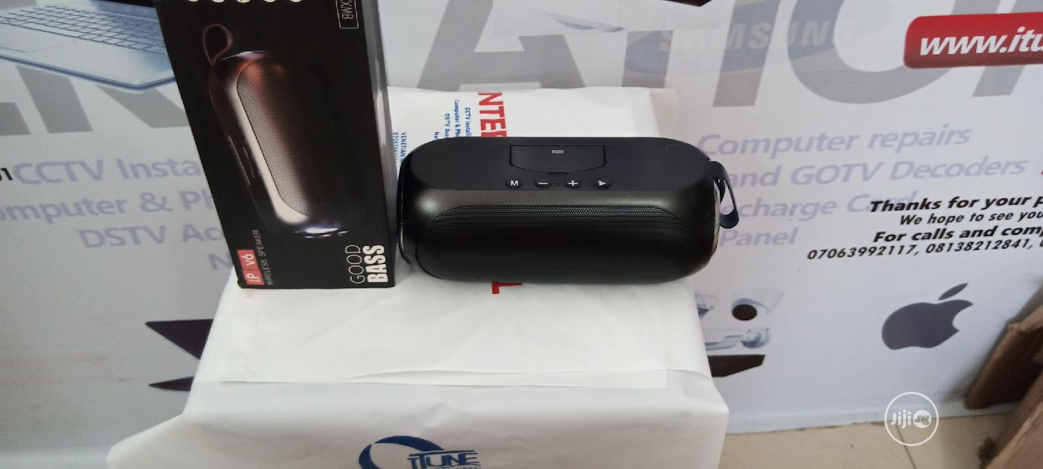 Lp V6 Wireless Speaker | Audio & Music Equipment for sale in Calabar, Cross River State, Nigeria