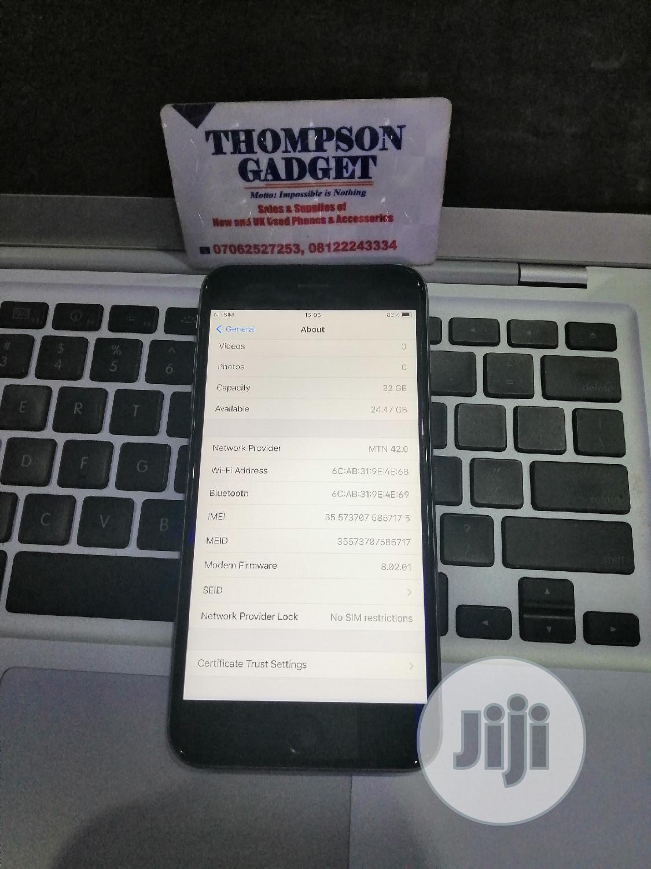Archive: Apple iPhone 6s Plus 32 GB Gray