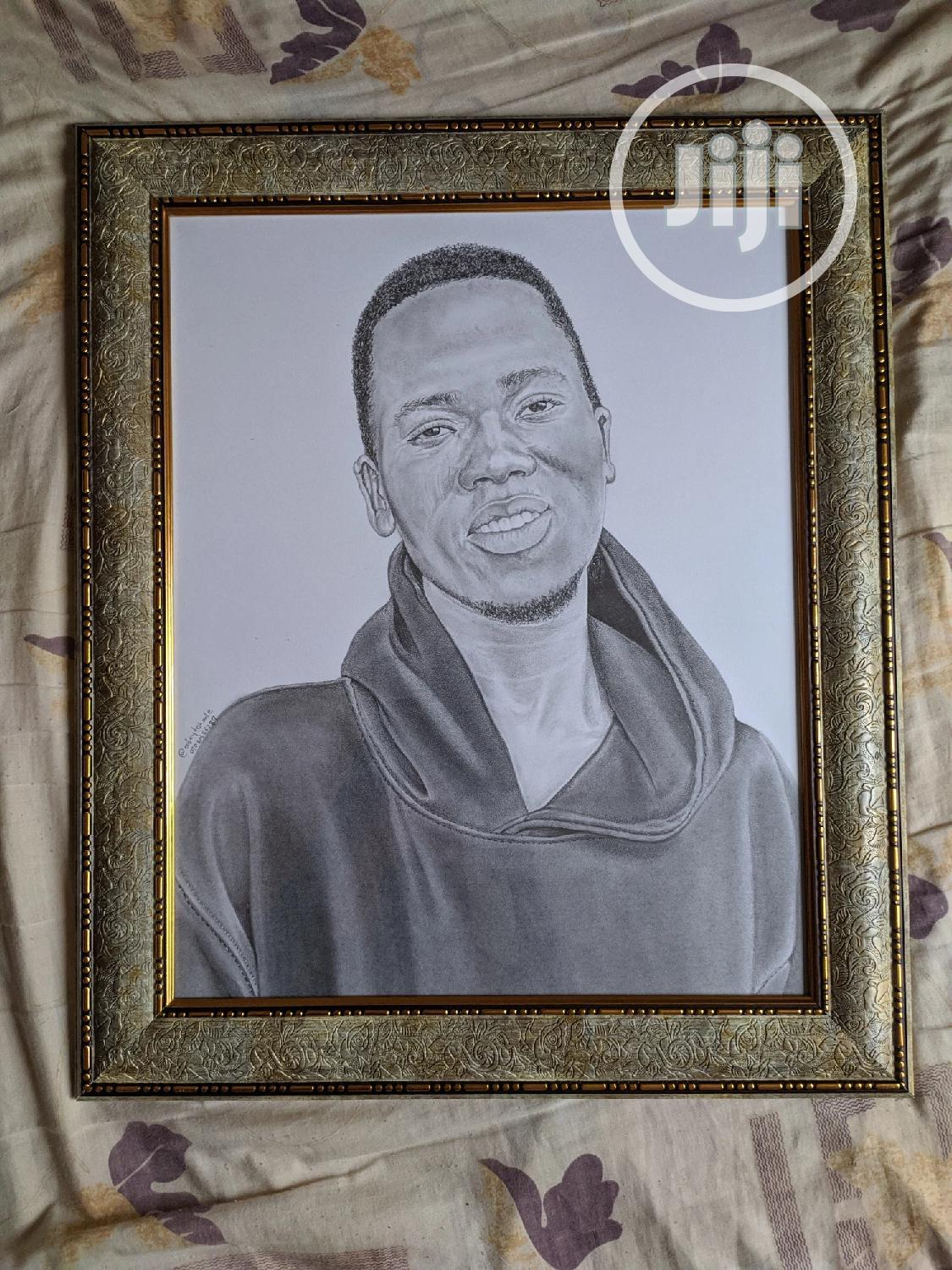 Pencil Portrait | Arts & Crafts for sale in Auchi, Edo State, Nigeria