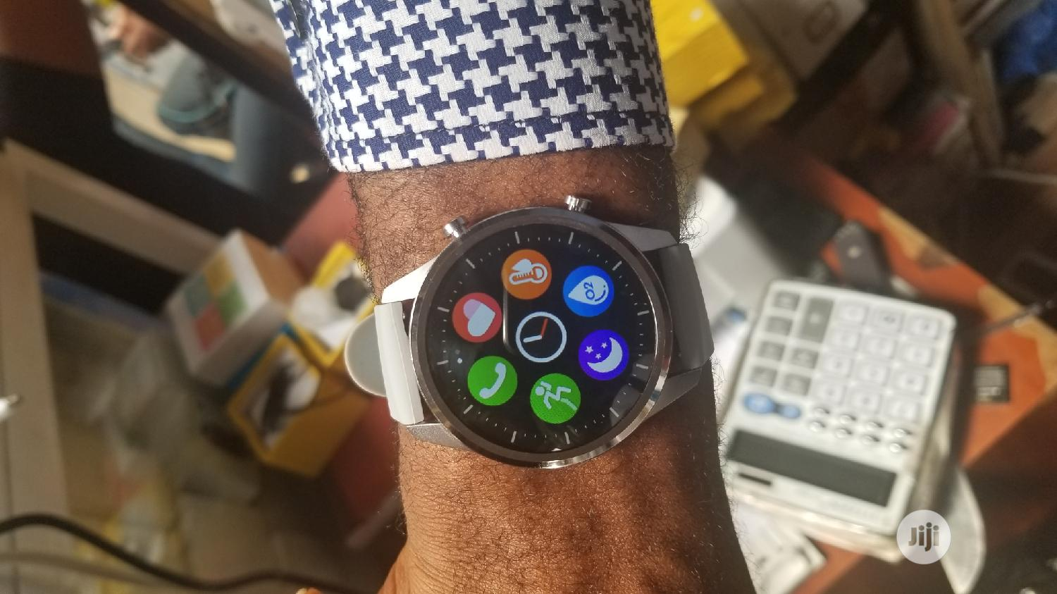 W35 Smartwatch | Smart Watches & Trackers for sale in Ikeja, Lagos State, Nigeria