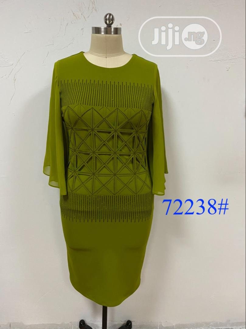 Ladies Corporate Gown Available In Sizes And Colours | Clothing for sale in Amuwo-Odofin, Lagos State, Nigeria