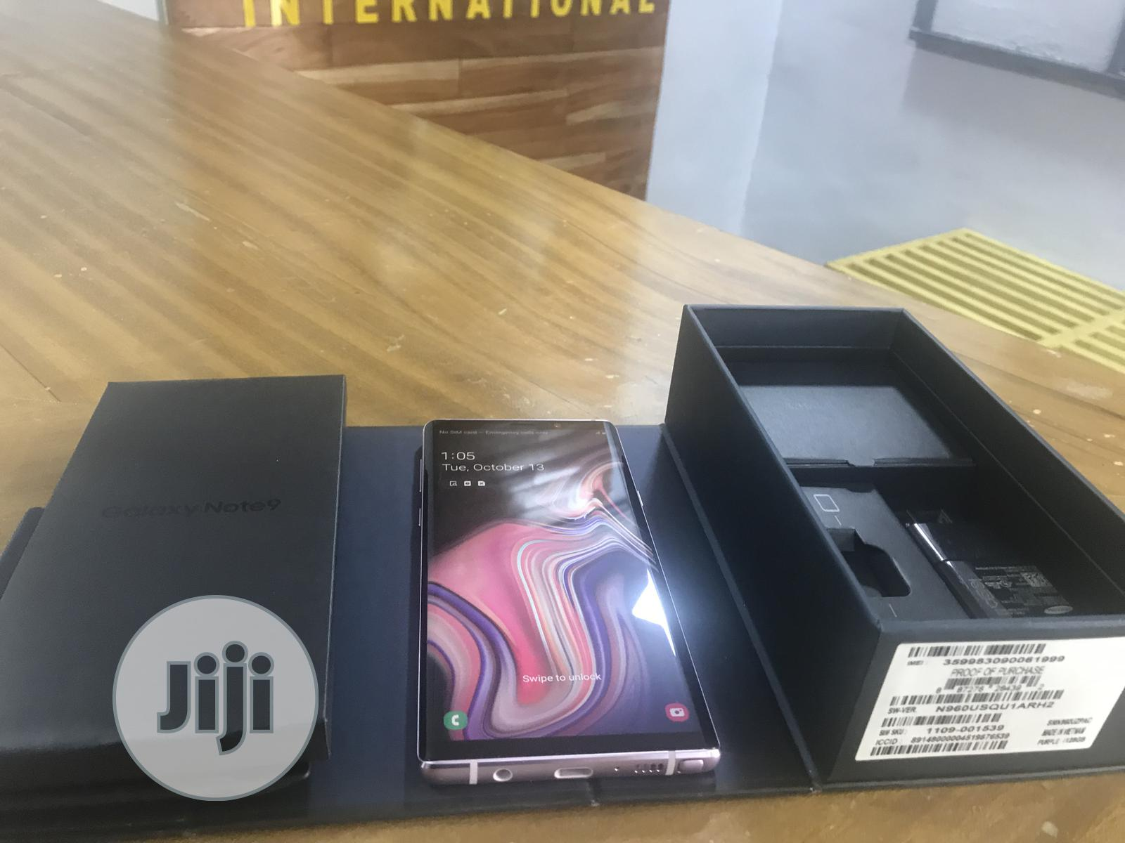 Samsung Galaxy Note 9 128 GB Pink