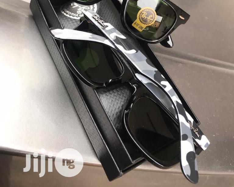 Ray-Ban Camoflague Designer Shades | Clothing Accessories for sale in Agege, Lagos State, Nigeria