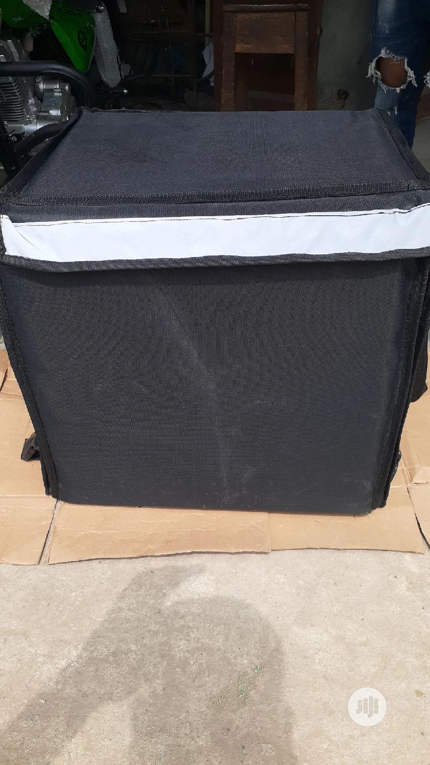 Courier/Dispatch Box | Vehicle Parts & Accessories for sale in Oshodi, Lagos State, Nigeria