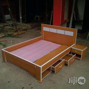 5 By 6. Bed Frame   Furniture for sale in Lagos State, Lekki