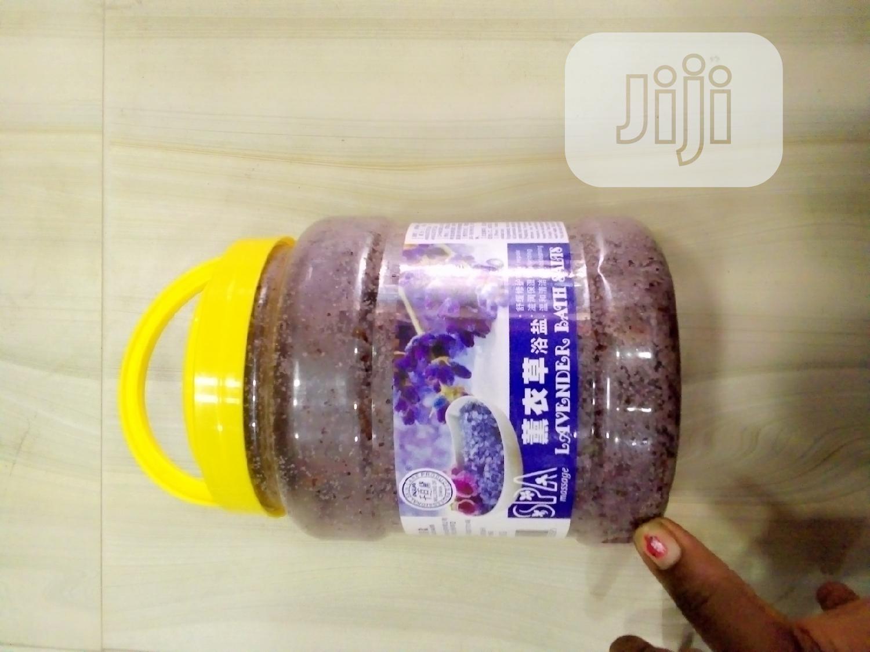 Bath Sea Salt | Skin Care for sale in Lekki, Lagos State, Nigeria