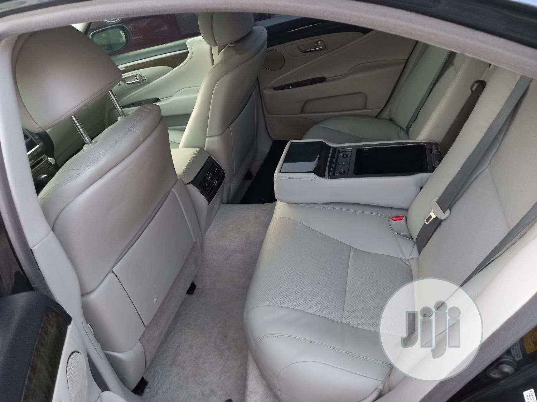 Lexus LS 2011 460 Gray   Cars for sale in Ikeja, Lagos State, Nigeria