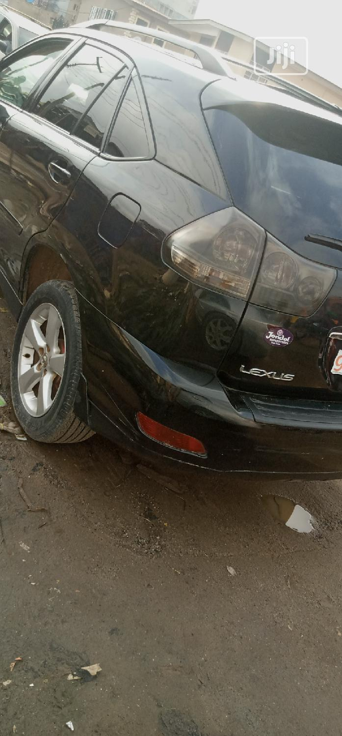 Lexus RX 2005 Black | Cars for sale in Kosofe, Lagos State, Nigeria