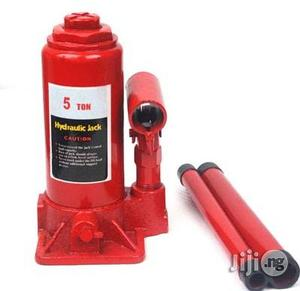 Hydraulic Jack 5 Ton | Vehicle Parts & Accessories for sale in Lagos State, Surulere