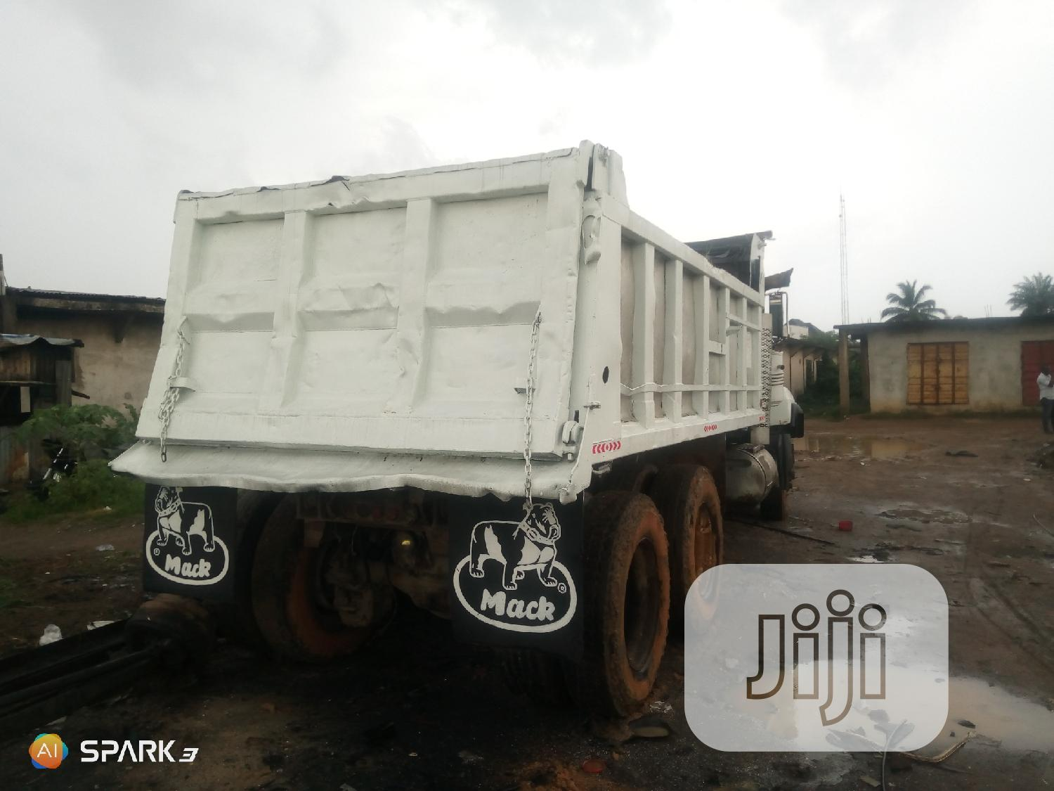 Tested and Trusted Mack Tipper