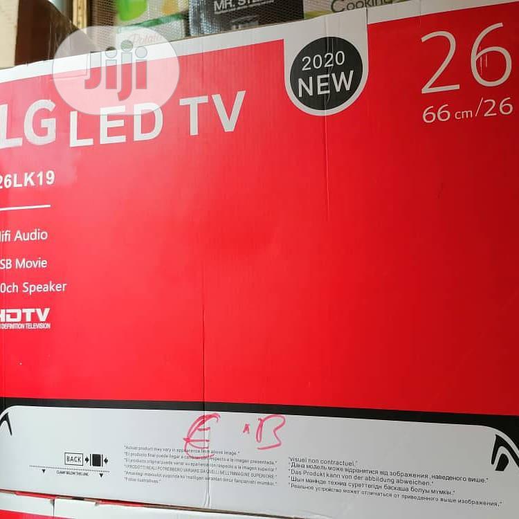 26 Imches LG LED TV