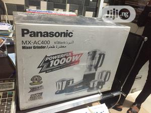 Panasonic Mixer Grinder Mx-ac400 | Kitchen Appliances for sale in Lagos State, Ojo